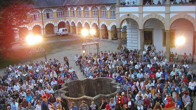 Losinské kulturní léto dostane cenu za výjimečný počin v oblasti profesionálního umění.