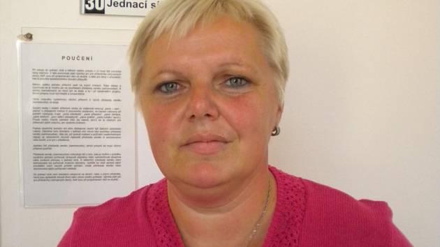 Hana Vaňková z Petrova nad Desnou.
