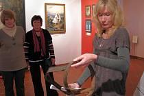 Ředitelka šumperského muzea Marie Gronychová a pás cudnosti
