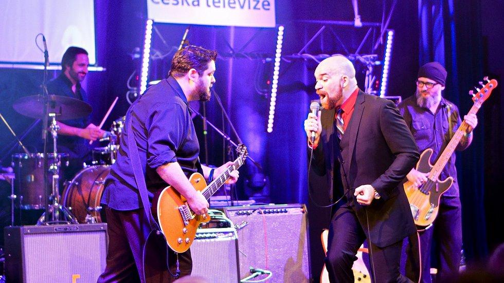 Blues Alive 2018 - Welch Ledbetter Connection