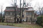 Vila Erwina Regenharta v Jeseníku.