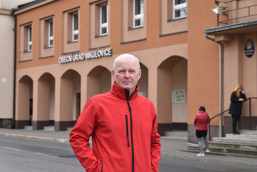 Starosta Mikulovic Roman Šťastný.