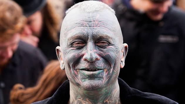 Jeden z kandidátů na prezidenta Vladimír Franz.