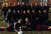 Mládež FK Šumperk si znovu zahraje finále Ondrášovka Cupu.