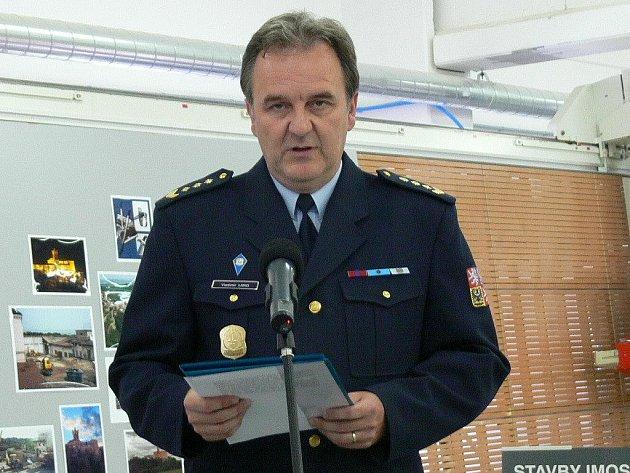 Ředitel mírovské věznice Vladimír Lang