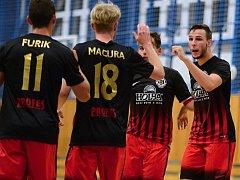 Futsalisté Jeseníku. Ilustrační foto