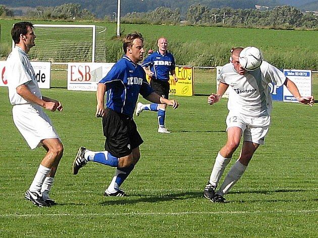 Fotbalová Mohelnice nastoupili v prvním kole divize proti Žďáru nad Sázavou.