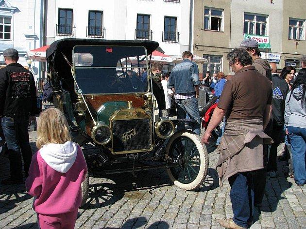 Veteráni v Zábřehu, sobota 7. května 2011