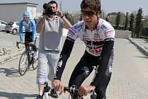 Pavel Zitta už na tréninku v Turecku