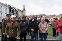 Jak si lidé připomínali 30 let od sametové revoluce v Zábřehu
