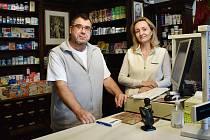 Lékárna U Černého orla ve Vidnavě