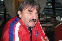 Viceprezident hokejového svazu Miloslav Šeba