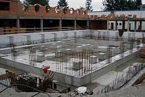 Aktuální stav zábřežského bazénu