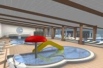 Vizualizace budoucí podoby areálu Na Benátkách