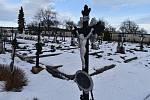 Bílá Voda - hřbitov.