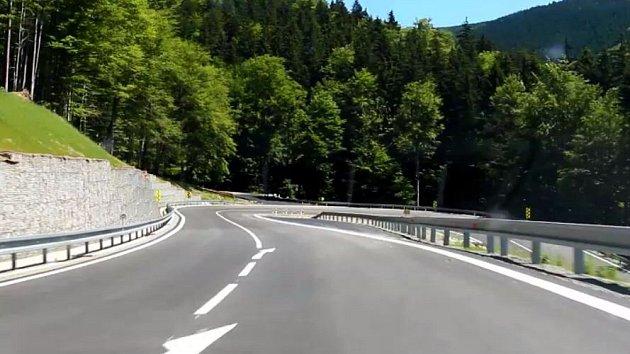 Silnice první třídy v Česku