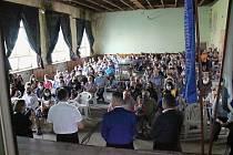 Akce Oživení kulturního domu v Brníčku v sobotu 5. září.