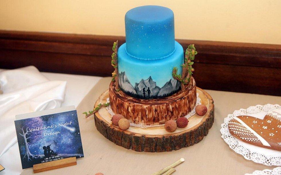 Soutěž mladých cukrářů O Priessnitzův dortík