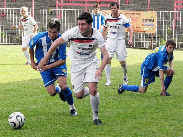 Fotbalisté Velkých Losin prožívají špatné období. Tentokrát prohráli v Havířově.