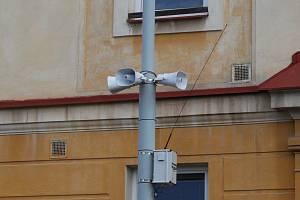 Šumperk modernizuje výstražný a varovný systém.