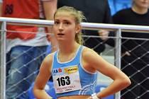 Iva Gieselová na archivním snímku
