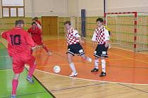 Futsalová sezona začala okresním pohárovým kolem.