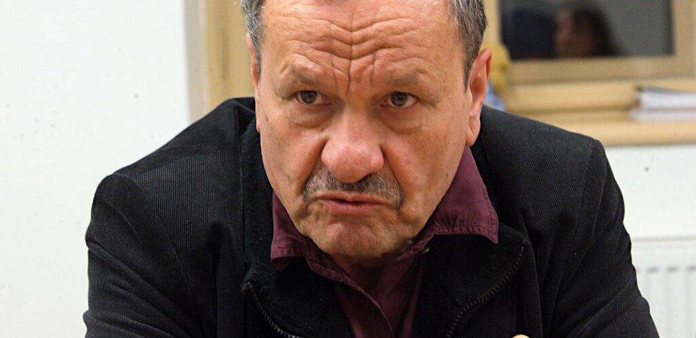 Miroslav Krobot dostal k jubileu klíč od bran Zábřehu