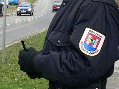 Městská policie Šumperk. Ilustrační foto