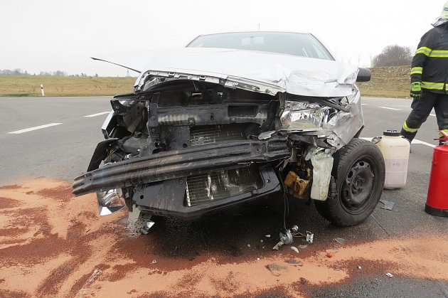 Nehoda u Zvole