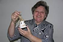 Naděžda Nestěrenková na současném snímku