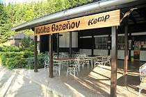 Koliba v rekreačním středisku na Bozeňově změní majitele. Město Zábřeh ji prodá nájemci.