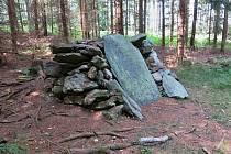 Jubilejní kameny u Rohle