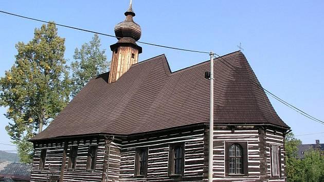 Kostel svatého Michala v Maršíkově