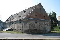 Bývalá kontribuční sýpka v zábřežském Krumpachu