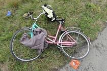Nehoda u Lukavice.