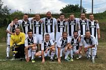 FC Juventus Mohelnice na snímku z roku 2018