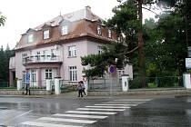 Dětské centrum pavučinka bude v ulici E. Beneše v Šumperku.