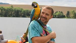 Sraz chovatelů papoušků na Krásném 2019
