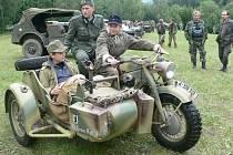 Sraz vojenských historických vozidel ve Zvoli 2007