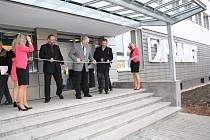 Společnost Pramet slavnostně otevřela rekonstruovanou administrativní budovu v Uničovské ulici.