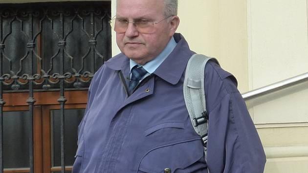 Bludovský zastupitel za KSČM Karel Janíček.