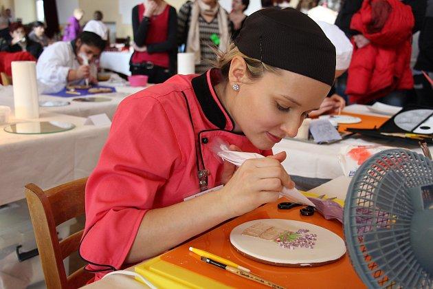 Cukrářská soutěž Priessnitzův dortík v Jeseníku