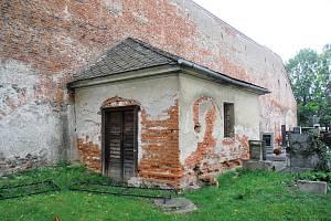 Márnice v Moravičanech