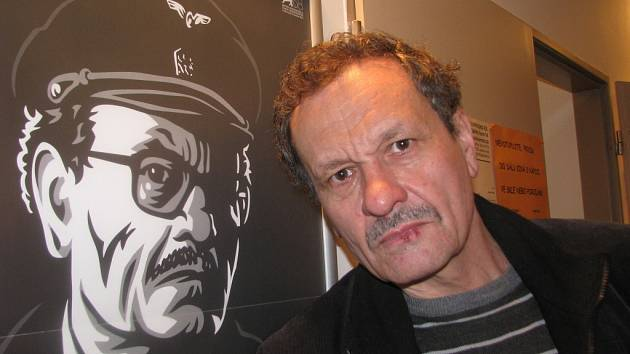 Zábřežský rodák Miroslav Krobot, představitel titulní role filmu Alois Nebel