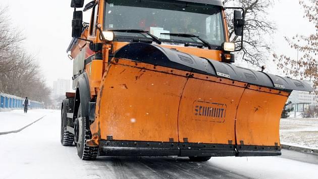 Silničáři ze Šumperska dostanou novou techniku na odklizení sněhu.