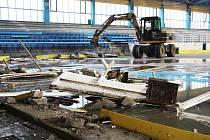 Oprava šumperského zimního stadionu