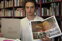 Nová kniha o Petru Fabiánovi - nenápadný půvab architektury