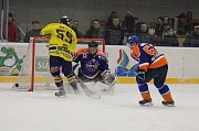Šumperk doma poprvé v sezóně prohrál s Hodonínem