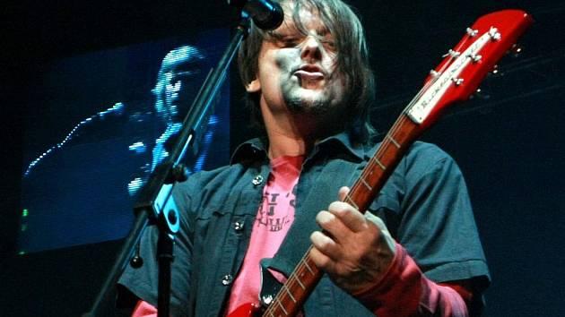 Michal Malátný z kapely Chinaski
