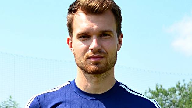 Trenér jesenických fotbalistů Bronislav Mlynář.